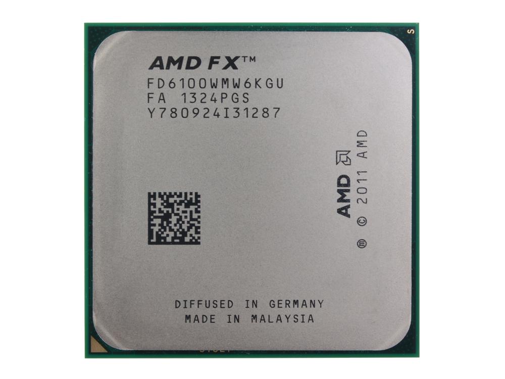 Процессор amd fx-6300 6 ядер / 35-41ghz / 8mb l3 / 6mb l2 / am3+