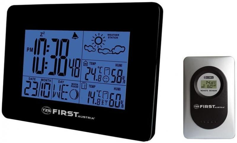 Часы c с барометром FA 2461